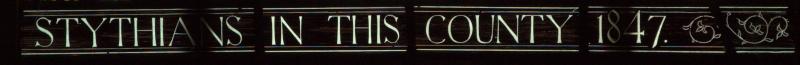 Inscription at bottom of n28